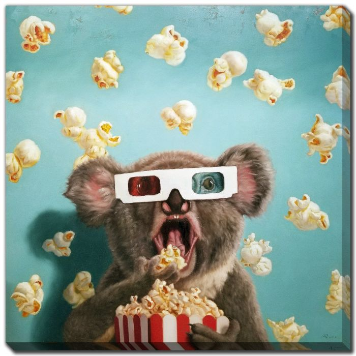 3D Movie Lucia Heffernan