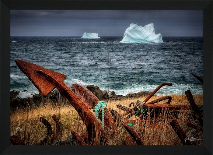 Anchor Two Icebergs 2