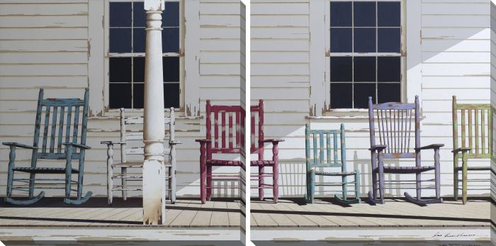 Rocking Chairs Set of 2