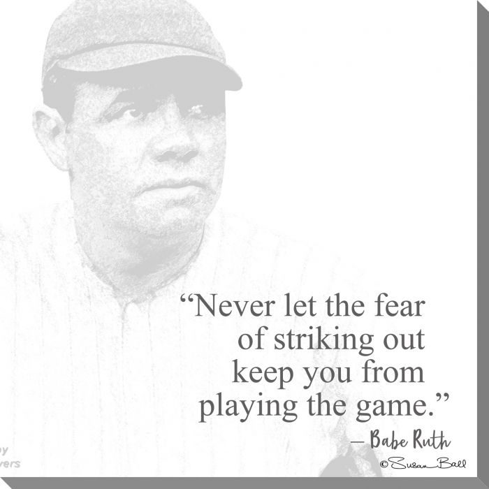 Baseball Great - Babe Ruth