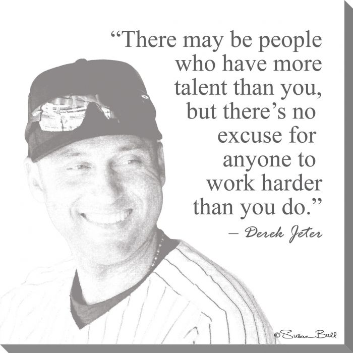 Baseball Great - Derek Jeter